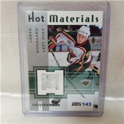 2006 Fleer - Hot Materials Hot Prospects