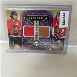 2007-08 Upper Deck - Artifacts Hockey Tundra Tandems