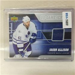 2006 Upper Deck - Game Jersey