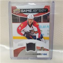 2012 Upper Deck - Game Jersey