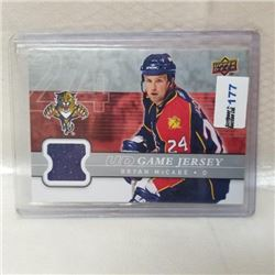 2008-09 Upper Deck - Game Jersey