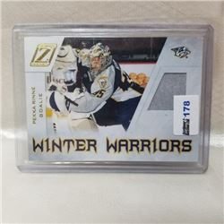 2011 Panini - Winter Warriors
