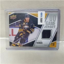 2011-12 Upper Deck Series Two Hockey - Game Jersey