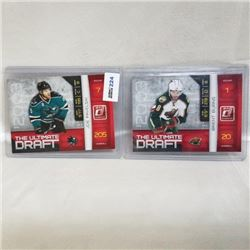 2010 Panini - Don Russ - Ultimate Draft (2 Cards)