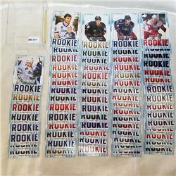 2008-09 Upper Deck - MVP Rookie (67 Cards)