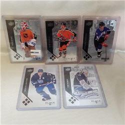 2011 Upper Deck - Black Diamond - All Stars (5 Cards)