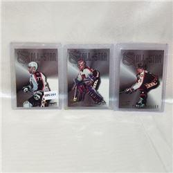 1993 Fleer Ultra - All Stars (3 Cards)