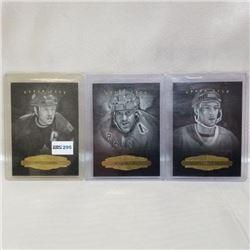 2014-15 Upper Deck - Master Pieces (3 Cards)