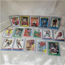2002 Topps/OPC Archives (16 Cards)