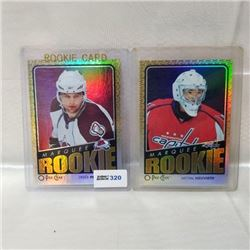 2009-10 O-Pee-Chee - Marquee Rookies (2 Cards)