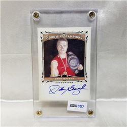 2013 Upper Deck - Goodwin Champions - Autographs