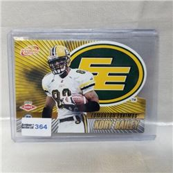 2003 Pacific Card - CFL - Rookie