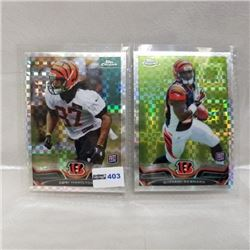 2013 Topps - NFL - Rookie (2 Cards)