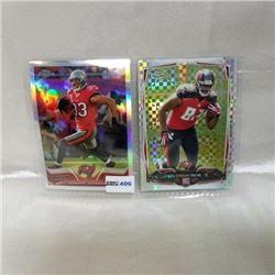 2013/2014 Topps Chrome - NFL (2 Cards)