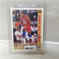 1991 Upper Deck - NBA - West All-Star