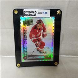 1998 Don Russ - Hockey - Trading Card - Priority