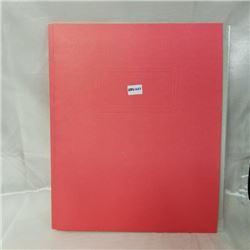 DonRuss Studio 8-1/2 x 10 - Booklet NHL (12 Cards)