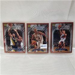 NBA - Finest (3 Cards)