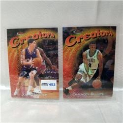 NBA - Creators (2 Cards)