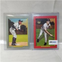 2006 Topps - MLB (2 Cards)