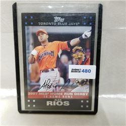 2007 Topps - MLB - Home Run Derby
