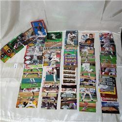 Cardinals & Giants - MLB (83 Cards)