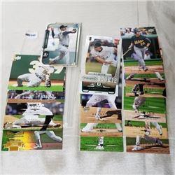Oakland Athletics - MLB (19 Cards)
