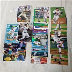 Minnesota Twins - MLB (25 Cards)