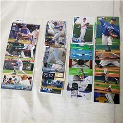 Kansas City Royals - MLB (27 Cards)