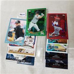 Miami Marlins - MLB (10 Cards)