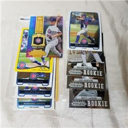 Chicago Cubs - MLB (10 Cards)