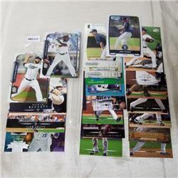 Sandiago Padres - MLB (21 Cards)