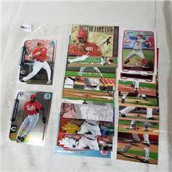 Cincinnati Reds - MLB (19 Cards)