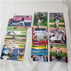 Milwaukee Brewers - MLB (25 Cards)