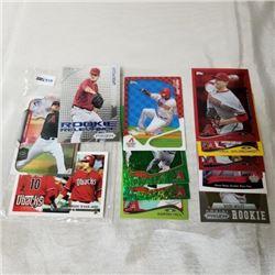 Arizona Diamond Bucks - MLB (12 Cards)