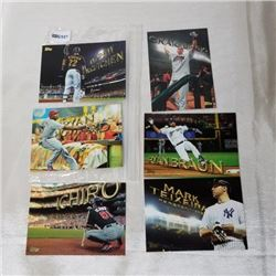2016 Topps - MLB - Perspectives (6 Cards)