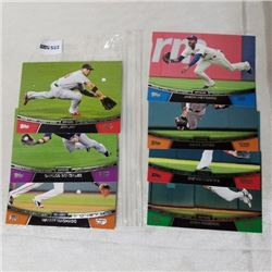 2013 Topps - MLB - Chasing It Down (7 Cards)