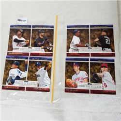 2012 Topps - MLB - Timeless Talents (4 Cards)