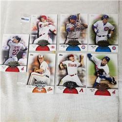 2013 Topps - MLB - Making The Mark (7 Cards)