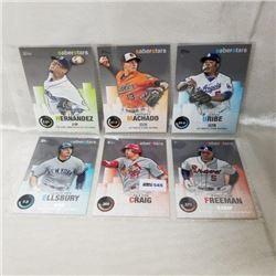 2014 Topps - MLB - Chrome (6 Cards)