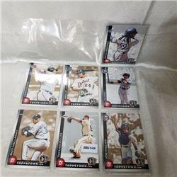 2010 Topps - MLB - Topps Town (7 Cards)