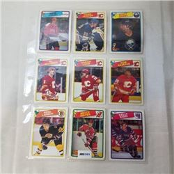 1988 O-Pee-Chee - NHL (57 Cards)