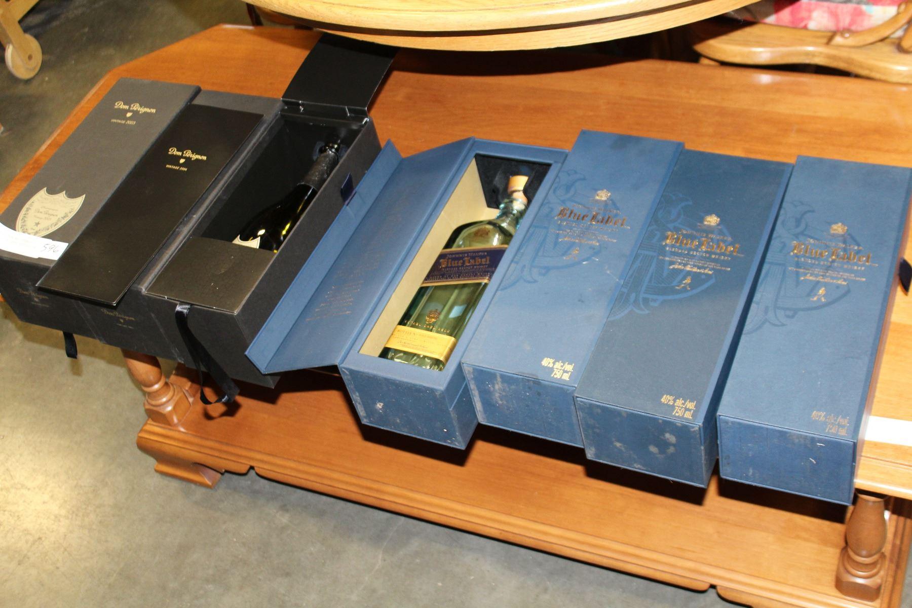 It's just a photo of Breathtaking Johnnie Walker Blue Label Case