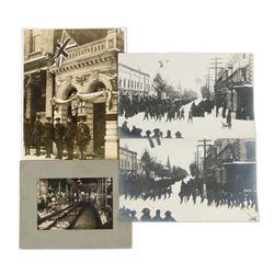 Photographs, E.D. Luckhardt Jewellery Store