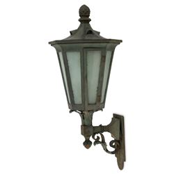 Exterior Wall Sconce Lantern