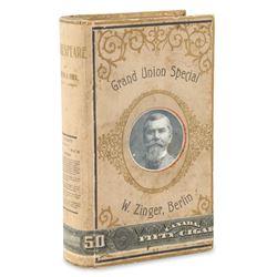 Grand Union Special Cigar Box, Berlin
