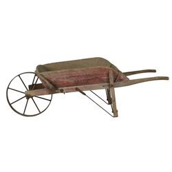 Massey Harris Brantford Canada Wheelbarrow