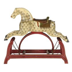 Glider Rocking Horse, Whitney-Reed Co.