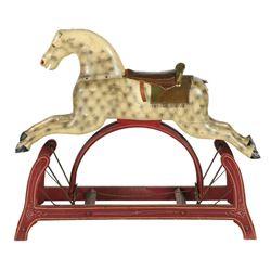 Glider Rocking Horse, Whitney-Reed Co.