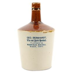 Bernhardt - Galt, Ontario Spirits Jug